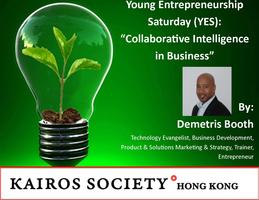 "Kairos HK: YES - ""Collaborative Intelligence in..."
