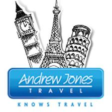 Andrew Jones Travel logo