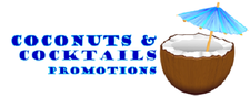 Coconuts & Cocktails Promotions logo