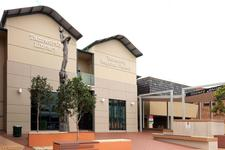 Tamworth Library logo