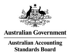 The Australian Accounting Standards Board logo