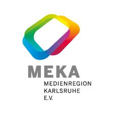MEKA Medienregion Karlsruhe e. V. logo