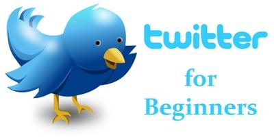 Beginners Twitter for your Business