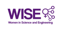 Women in Science and Engineering (WISE) logo
