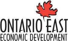 Ontario East Economic Development Commission logo