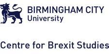 Birmingham City University - The Centre for Brexit Studies logo