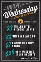 Black Wednesday Party at Howl at the Moon San Antonio!