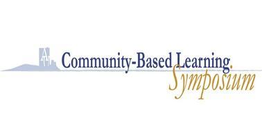 Inaugural Community-Based Learning Symposium