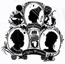 Ros Martin, Vida Rawlins, Akachi Ezeigbo, Onyeka Osajie logo
