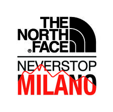 The North Face - Never Stop Milano, Italy logo
