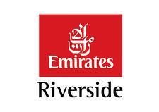 Emirates Riverside logo