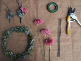 Floral Wiring Workshop X Peckham Festival