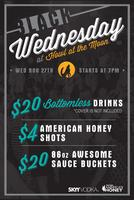 Black Wednesday Party at Howl at the Moon Orlando!