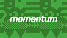 Momentum Vélo logo