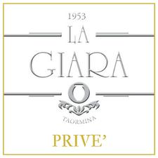 LA GIARA TAORMINA PRIVE' logo