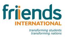 Friends International Portsmouth/Dr. Paul & Wynelle Cowdery logo