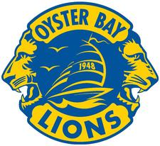 The Oyster Bay Lions Club logo