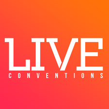 Live Conventions logo