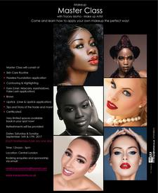 Tracey Isiorho Make up artist logo