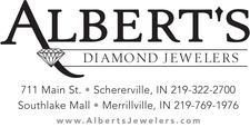 Albert's Diamond Jewelers logo