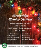 Stockbridge Holiday Festival