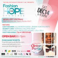 Fashion for HOPE Showcase