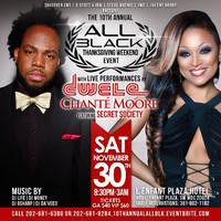 10th Annual All Black Affair (Thanksgiving Weekend) |...