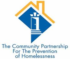 The Community Partnership for the Prevention of Homelessness logo