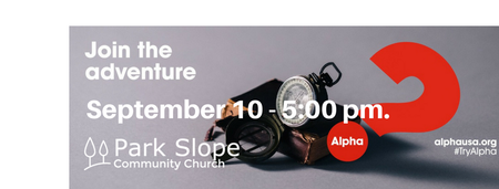 Park Slope Community Church Alpha Course