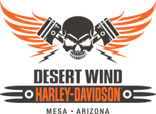 Desert Wind Harley-Davidson logo