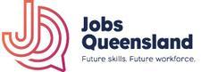 Jobs Queensland logo