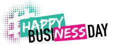 #HAPPYbusiNESSDAY logo