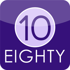 10Eighty logo
