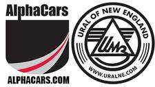 AlphaCars & Ural of New England logo