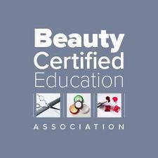 BCEA Beauty Certified Educational Event. logo