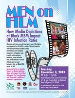 """MEN ON FILM: How Media Depictions of Black MSM Impact..."