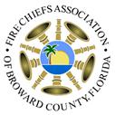Fire Chiefs Association of Broward County  logo