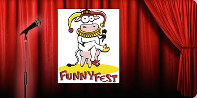 Halloween Comedy Extravaganza - FUNNYFEST - Saturday, October 28 @ 7 pm