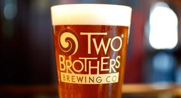 Harvest Beer Dinner with Two Brothers Brewing