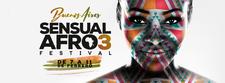 sensual afro festival  logo
