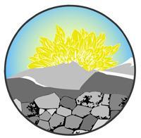 Corazon de Dahlia logo