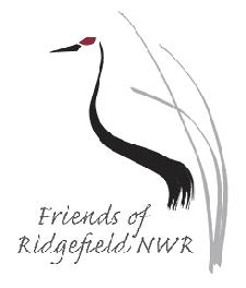 Friends of the Ridgefield National Wildlife Refuge logo