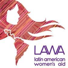 LAWA; Latin American Women's Aid logo