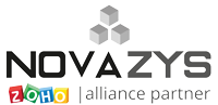 NovaZys - ZOHO ALLIANCE PARTNER logo