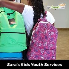 Sara's Kids  logo