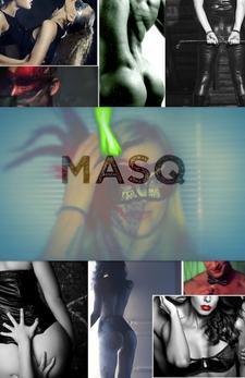 MASQ PARTIES logo