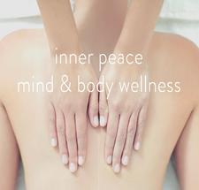 Inner Peace Mind & Body Wellness logo