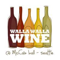 Walla Walla Wine @ McCaw Hall - General Admission