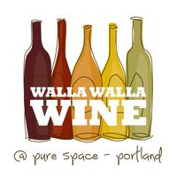 Walla Walla Wine @ Pure Space Gen. Admission