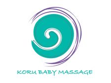 Koru Baby Massage logo